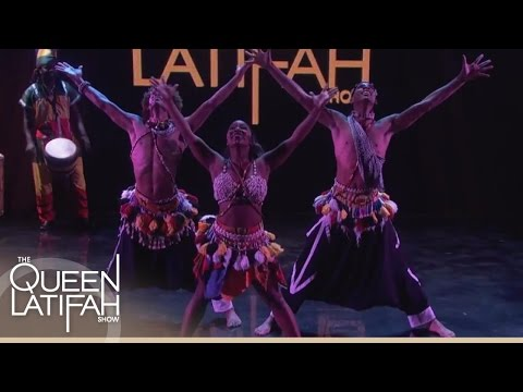 Debbie Allen Dancers Show Off Their Moves | The Queen Latifah Show