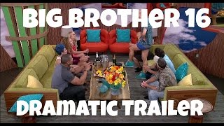Big Brother 16: Dramatic Trailer