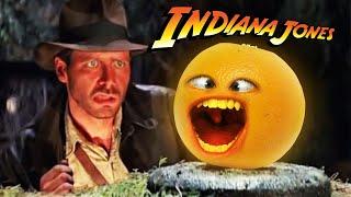 What if Annoying Orange was in Indiana Jones? #Shorts