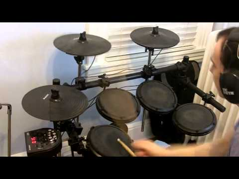 Third Eye Blind - 1000 Julys (Drum cover)
