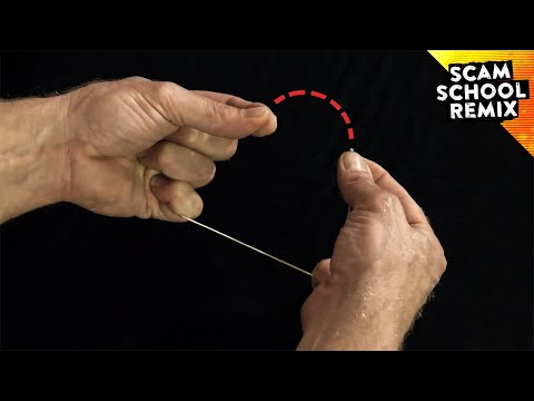 Magically Mend a Broken Rubber Band