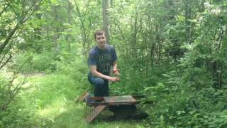 How to catch Raccoons in a Havahart Trap