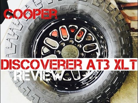 Cooper Discoverer AT3 XLT Tire *Review* LT285/75/R18