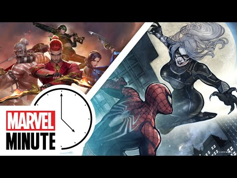 MARVEL Future Fight: Warriors of the Sky AVAILABLE NOW! | Marvel Minute