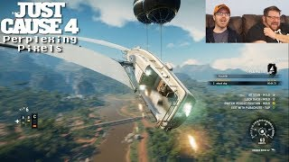 Perplexing Pixels: Just Cause 4 (Xbox One X) (review/commentary) Ep308