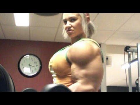 IFBB Muscle Female bodybuilder amazing