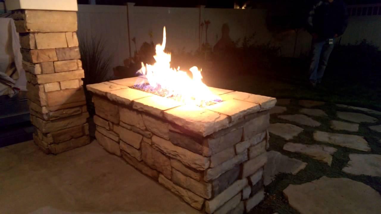 Gas Fire Pit Images