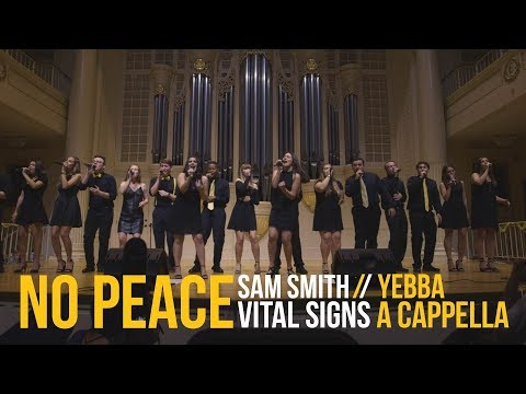 No Peace (Sam Smith Ft. YEBBA) - Vital Signs A Cappella