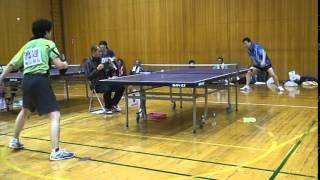 第1回 Esperanza Championship大会(2014,03.30・Esperanza卓球会主催・...