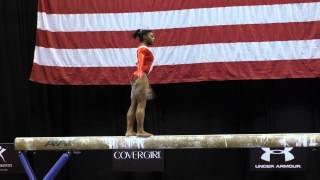 Simone Biles - Balance Beam - 2015 P&G Championships - Sr. Women Day 2