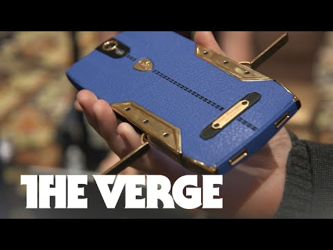 Tonino Lamborghini's phone costs $6,000 — CES 2015
