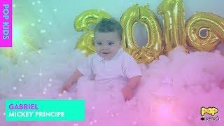 Pop Kids - Gabriel | Tema: Mickey Príncipe