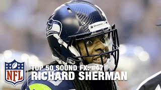 Top 50 Sound FX | #47: Richard Sherman (Week 11, 2013)  | NFL