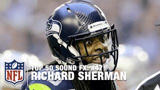 Top 50 Sound FX | #47: Richard Sherman (Week 11, 2013) | NFL