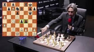 World Chess Championship 2018 Carlsen vs Caruana Game 10 Report