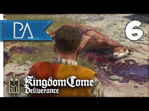 MASSACRE AT NEUHOF - Kingdom Come: Deliverance Gameplay #6