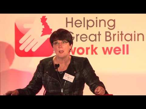 Dame Judith Hackitt's keynote speech: health and safety strategy event Glasgow - #HelpGBWorkWell