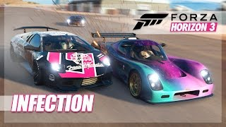 Forza Horizon 3 - Best Infection Ever? Flying Cars, Chaos, and More!