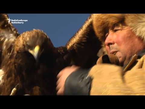 Hunting With Golden Eagles In Kazakhstan