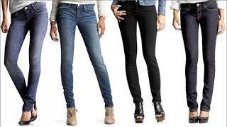 DIY Делаем узкие джинсы Skinny/How to make skinny jeans(How to make skinny jeans У многих наверно есть широкие джинсы, у меня их ...три пары.. давайте вместе сделаем узкие -..., 2014-02-02T14:39:36.000Z)