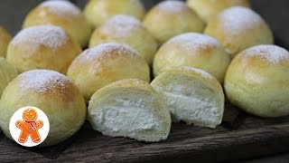 Итальянские Булочки со Взбитыми Сливками ✧ Italian Whipped Cream Buns (English Subtitles)