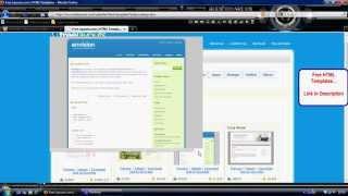 HTML: Free Website HTML Templates