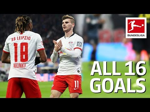 RB Leipzig is on Fire! - 16 Goals in the last 3 Games