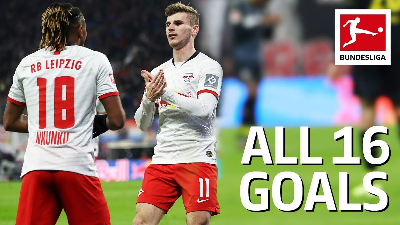 Download RB Leipzig is on Fire! - 16 Goals in the last 3 Games
