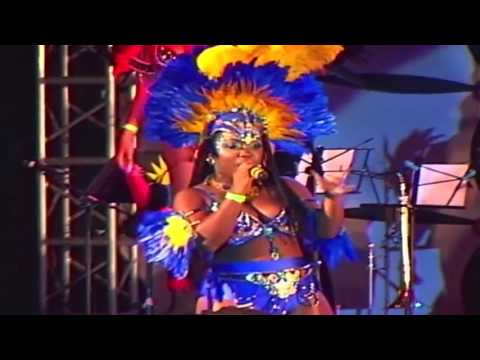 Shani   Climax, Live! Antigua Carnival 2015