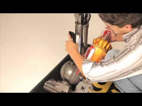 Dyson DC40 Vacuum by AchooAllergy.com