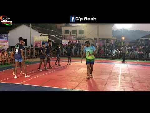 Pro Kabaddi Sakshi Bhatkal VS Jab Jab friends