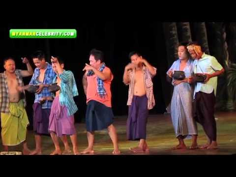 """Shwe Mann Thabin"" Dramatic Art Performance"