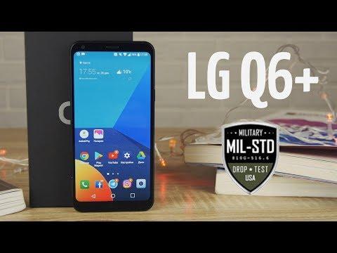 Полный обзор LG Q6+