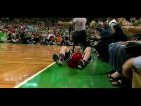 Ridiculous Referees' Calls against the Celtics