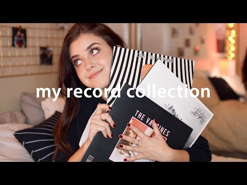 Record Collection & Favorite Albums | lindseyrem