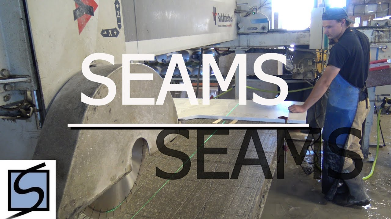 Granite And Quartz Countertop Seams