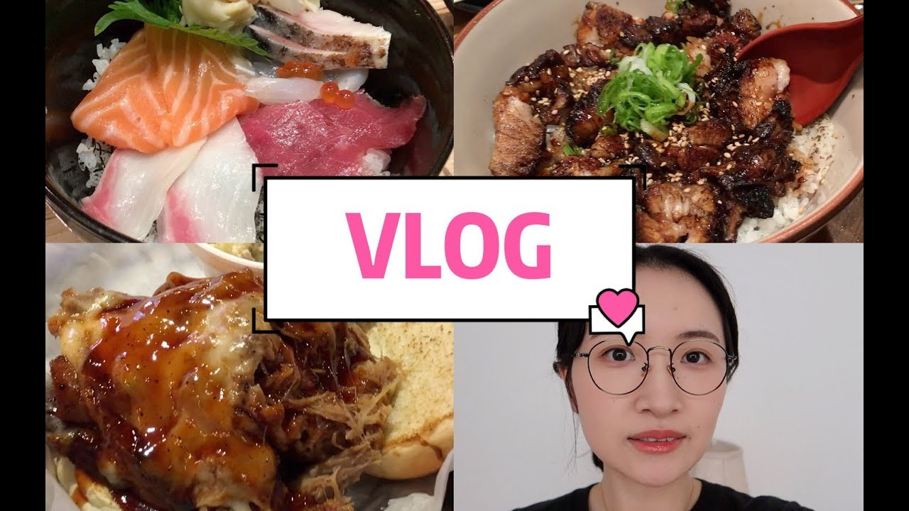 Vlog.4:村姑进城,在拉斯维加斯吃吃吃,吐槽加州交通【精分朱】