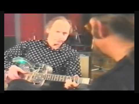 Mark Knopfler - Jamming with Jeff Baxter Circa:1991 & Rock Circus