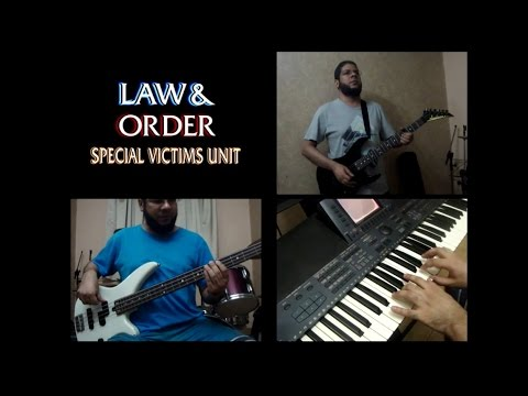 Law and Order SVU - Opening Theme