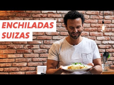 📺Chef O TV: Enchiladas Suizas