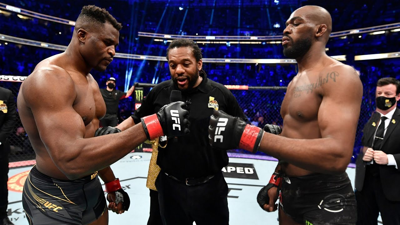 UFC 260: Jon Jones versuss Francis Ngannou the MEGAFIGHT!!