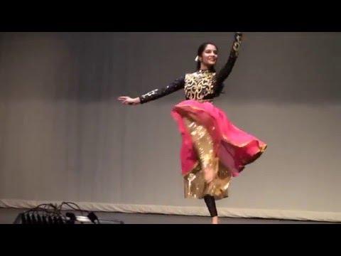 Swathi Jaisankar - Radha Nachegi (Tevar)  Bollywood Dance