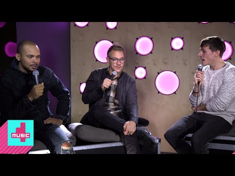 Major Lazer Interview | The Brits 2016