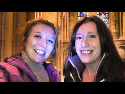 Community South West - Abbie and Megan vote for Truro!