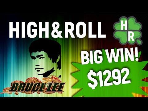 Play Bruce Lee Slot Machine Online (WMS) Free Bonus Game - 동영상