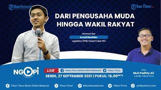 NGOBROL POLITIK SERIES #28 : DARI PENGUSAHA MUDA HINGGA WAKIL RAKYAT