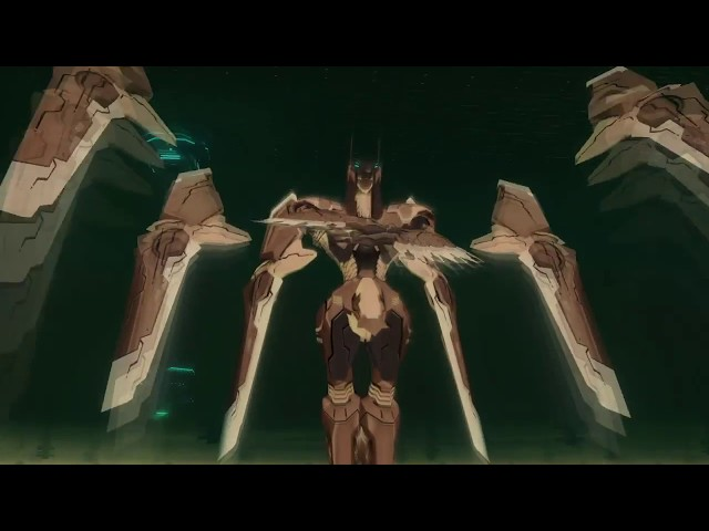 ZONE OF THE ENDERS THE 2nd RUNNER : M?RS ORANGE CASE The Trailer