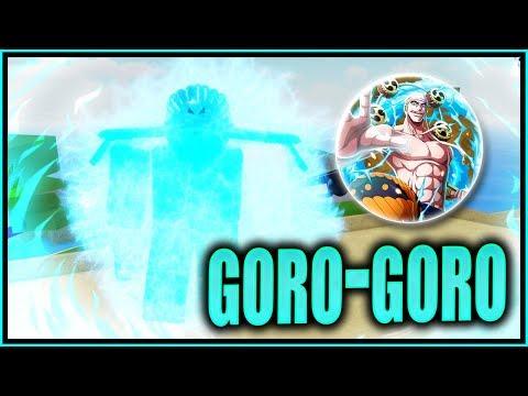 Ro-Piece Goro Goro Devil Fruit   Roblox One Piece   iBeMaine