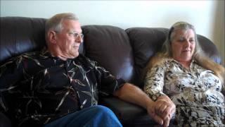 Senior Community Centers THP clients - Jon De Jong and Janet Hansen
