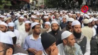 Ameer of karnataka Tableegi Jamaat Moulana Qasim Qureshi Passes away in Bengaluru